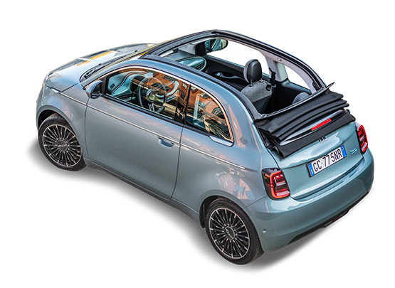 FIAT 500 Cabrio Icon